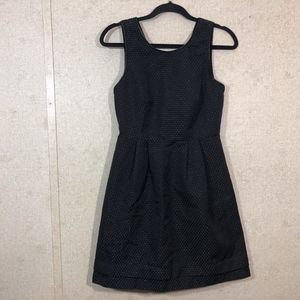 Madewell Lowlight Dress Polka Dot